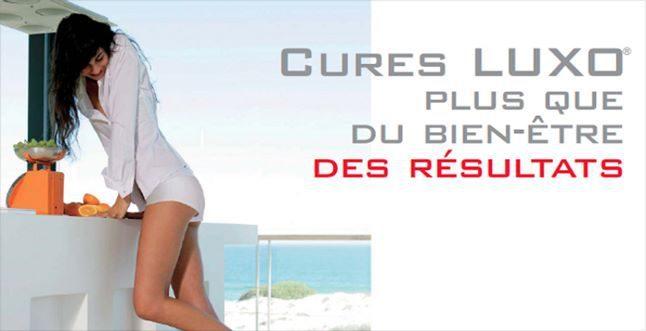 Cures luxo plus que du bien etre des résultats
